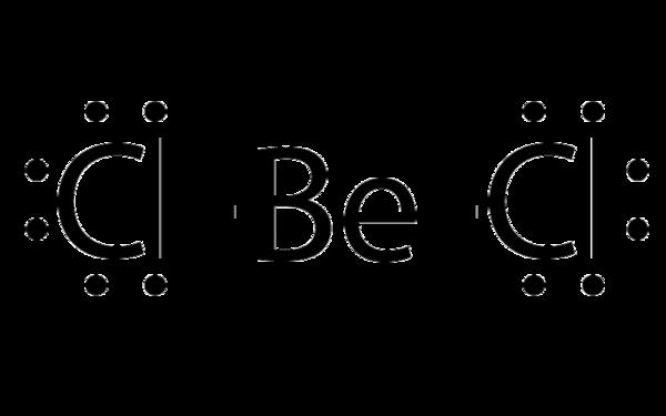 氯化铍是分子晶体还是原子晶体?图片