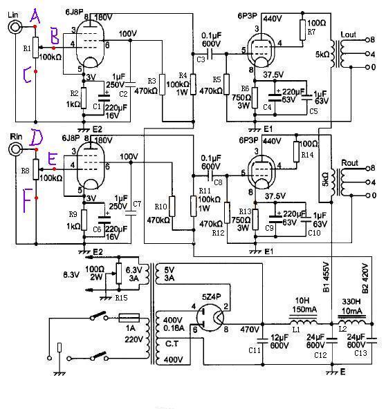 电路 电路图 电子 原理图 558_592