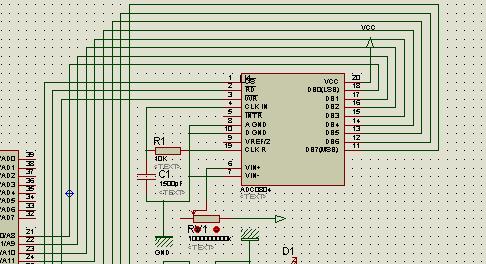 现在需要一个电路,将该滑动变阻器的阻值放大1万倍左右.