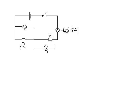 串联的时候,为什么电路两端的总电压等于各个部分电路电压之和,而电流