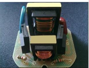 电容器的充改�-_本来想买此变压器升压后倍压整流,给电容充电,可后来发现,接了二极管