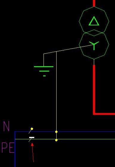 一点一横打一字_电气图里斜线上一横 斜线上一点 符号表示什么意思? - 微思作业本