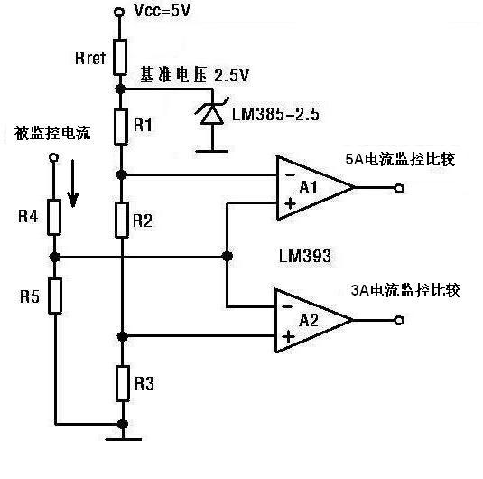 设置一个电路 输入电压:dc12v 测试要求:检测三相电机