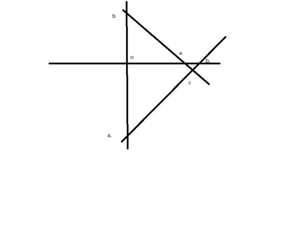 月经量��l$y�#�.b:,��!_如图在平面直角坐标系中,直线l:y=-3/4+4分别交x轴,y轴于点a,b,将△