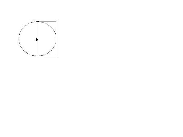 图中长方形的面积是10平方厘米,圆的面积是()平方厘米