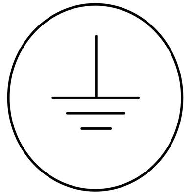 三横一竖在一个椭圆里是什么符号