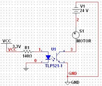 请问用下面这个电路能实现单片机输出高低电平信号控制电磁阀开关吗图片