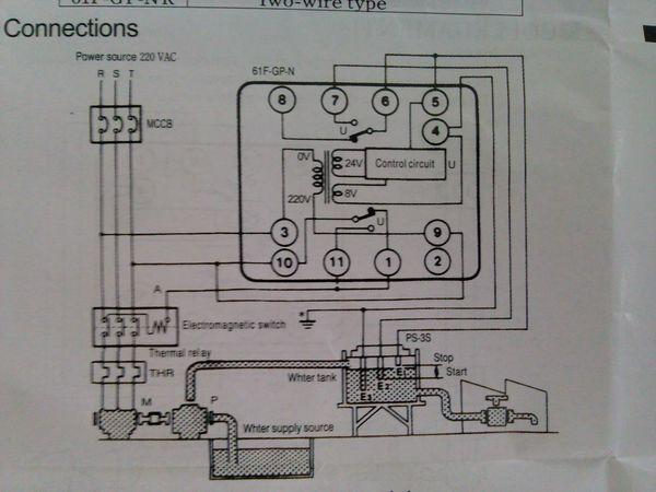 如果是线电压为220v的三相电机