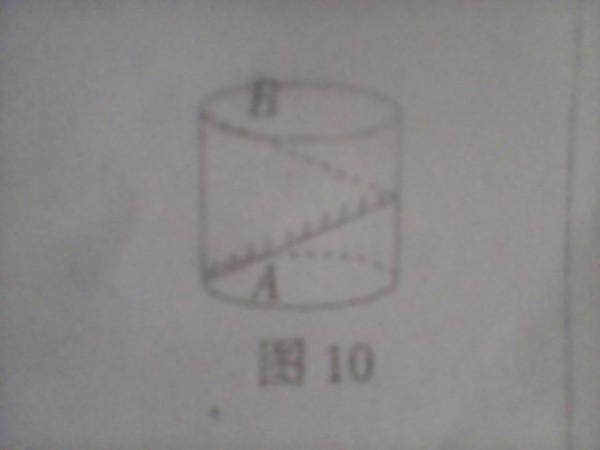圆柱素描图片 步骤