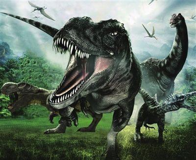 动物 恐龙 400_326