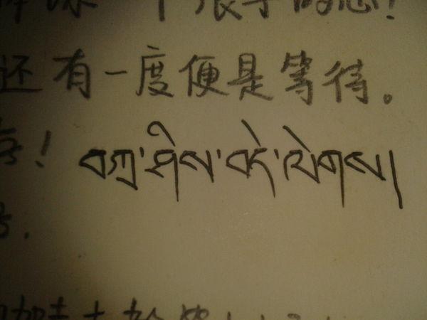 藏语的诺桑是什么意思?