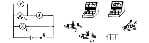 电流表的电路图的画图