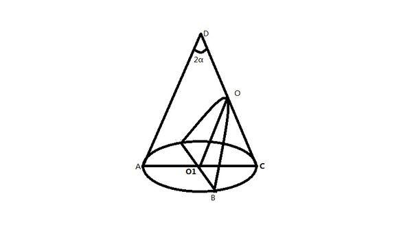 如何简单的证明欧几里德几何中平行于母线的面截圆锥面得到抛物线?