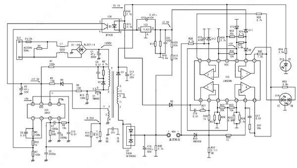 我想用48v充电器改12v充电器请高手指教