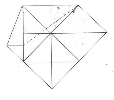 怎样用一张正方形纸剪出一个等边三角形?