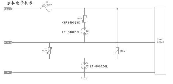 10kw电磁吸盘整流电源交流直流可控硅过电压保护,压敏