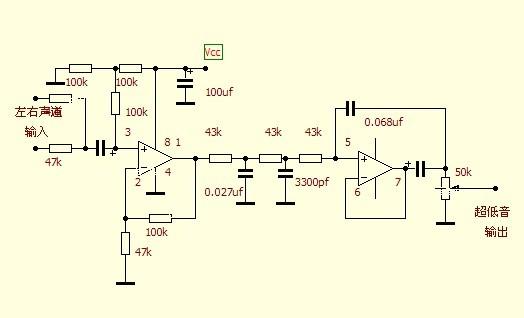 电子电路设计的问题那个竖的100k的电阻的作用,即使没
