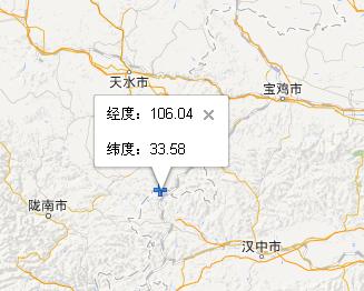 北纬33.58度,东经106.04度位于那里?地形怎样?哪里经济发达不发达?