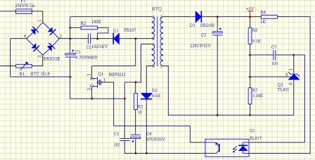 电路 电路图 电子 原理图 448_227