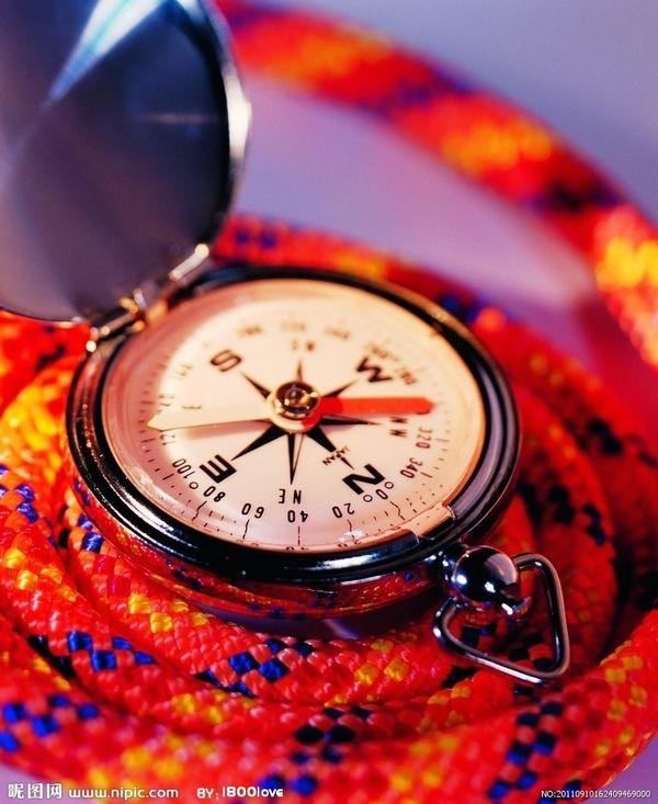 指南针为什么能指方向?