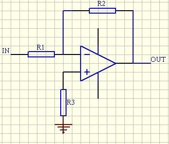 运放电路r2阻值为r1//r3,是平衡电阻,消除放大器的偏置电流有人能说说