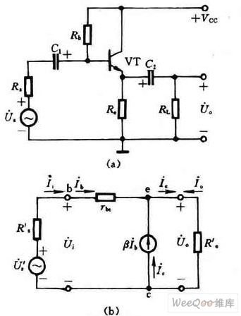 电流放大电路