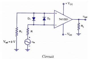 我用lm393做的过零比较器,当输入几十khz的频率的信号时,出来的波形