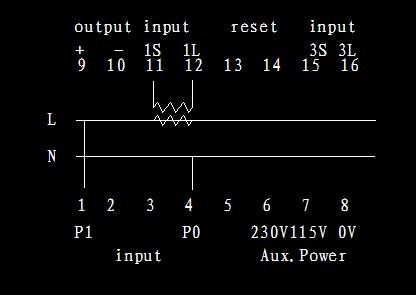 电流互感器有什么作用,要外接的吗?其他接线柱有什么作用